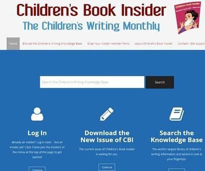 Children's Book Insider