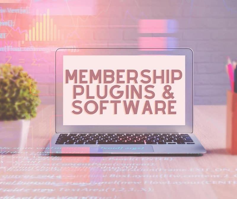 Membership Plugins and Software