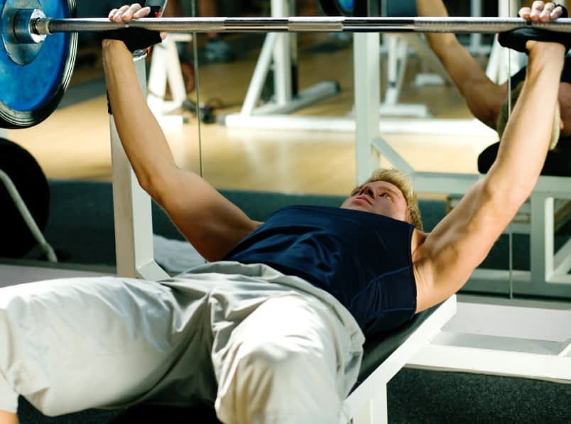 Do 15 Reps With Your 1-Rep Max
