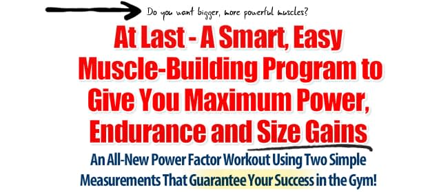 Do You Want MEASURABLE GAINS on Every Workout?