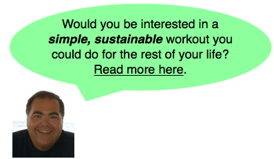 Static Contraction Sustainable Workouts