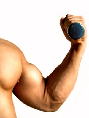 Are You Building Muscle? Or Just Lifting Weights?