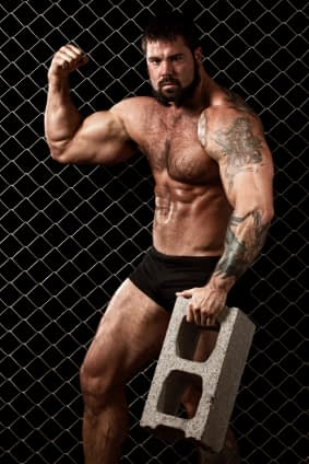 The All-New Cinder Block Workout