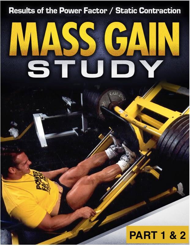 Power Factor Mass Gain Workout on ESG